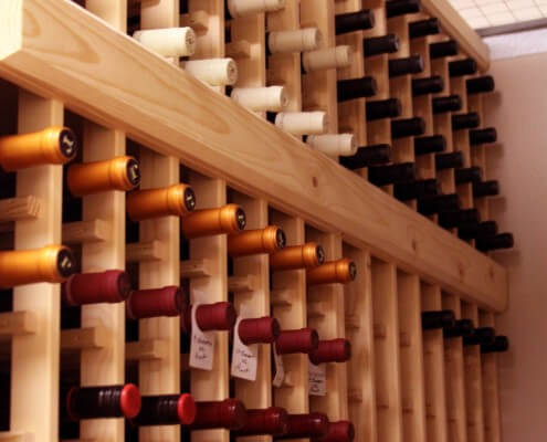 wine storage photos