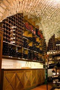 wine storage cost